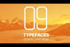 MY BEST TYPEFACES FOR GRAPHIC DESIGN! (Must Have Typefaces)