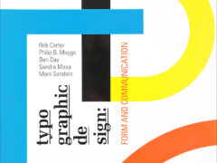 «Typographic Design. Form and Communication»